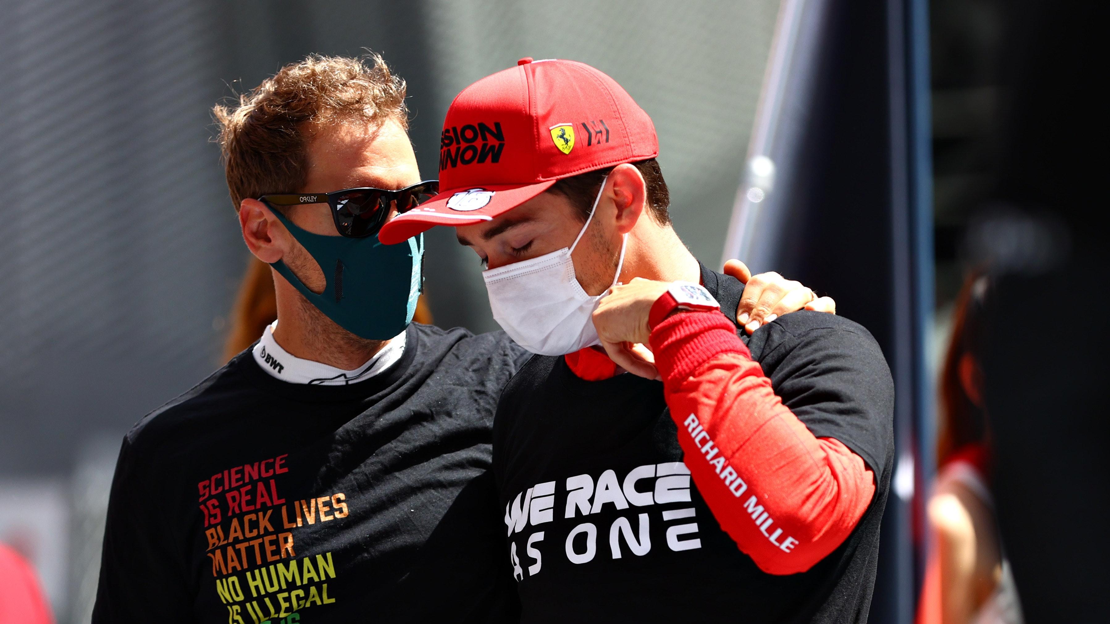 F1 Grand Prix of Monaco: Charles Leclerc