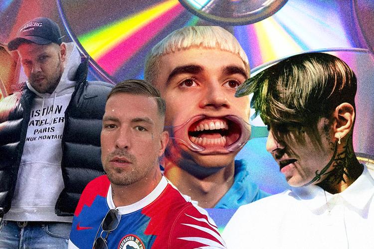 polskie rap płyty 2021