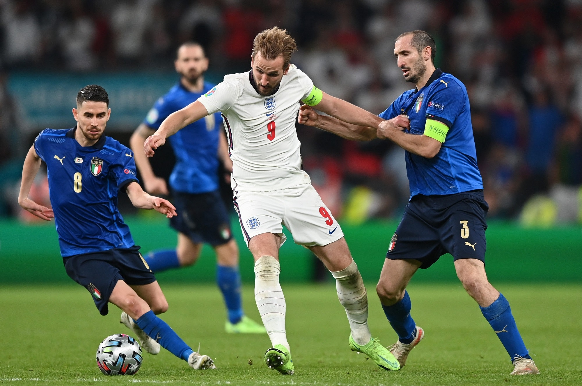 Finał EURO 2020. Anglia - Włochy