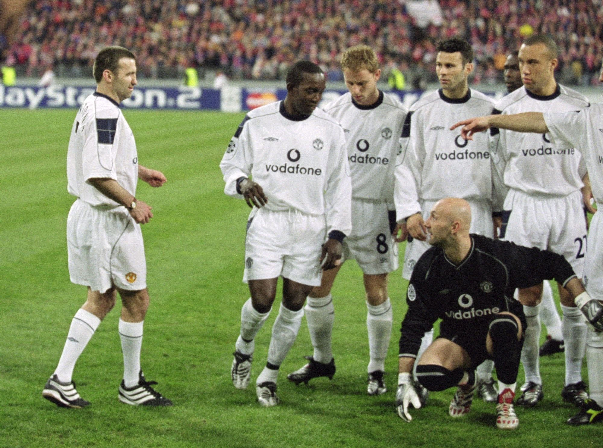Karl Power - Manchester United