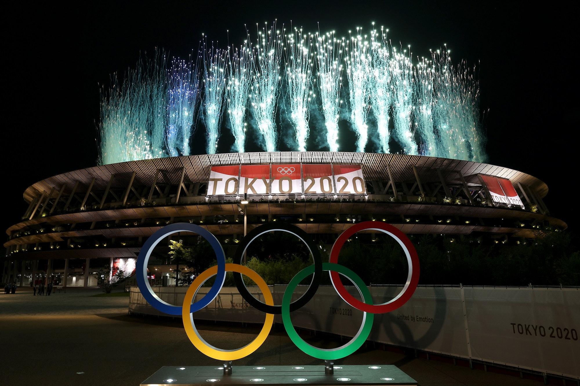 Igrzyska olimpijskie Tokio - ceremonia otwarcia