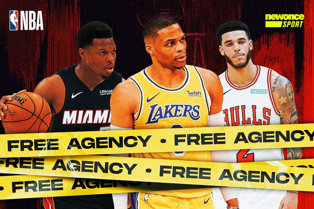 Free agency NBA
