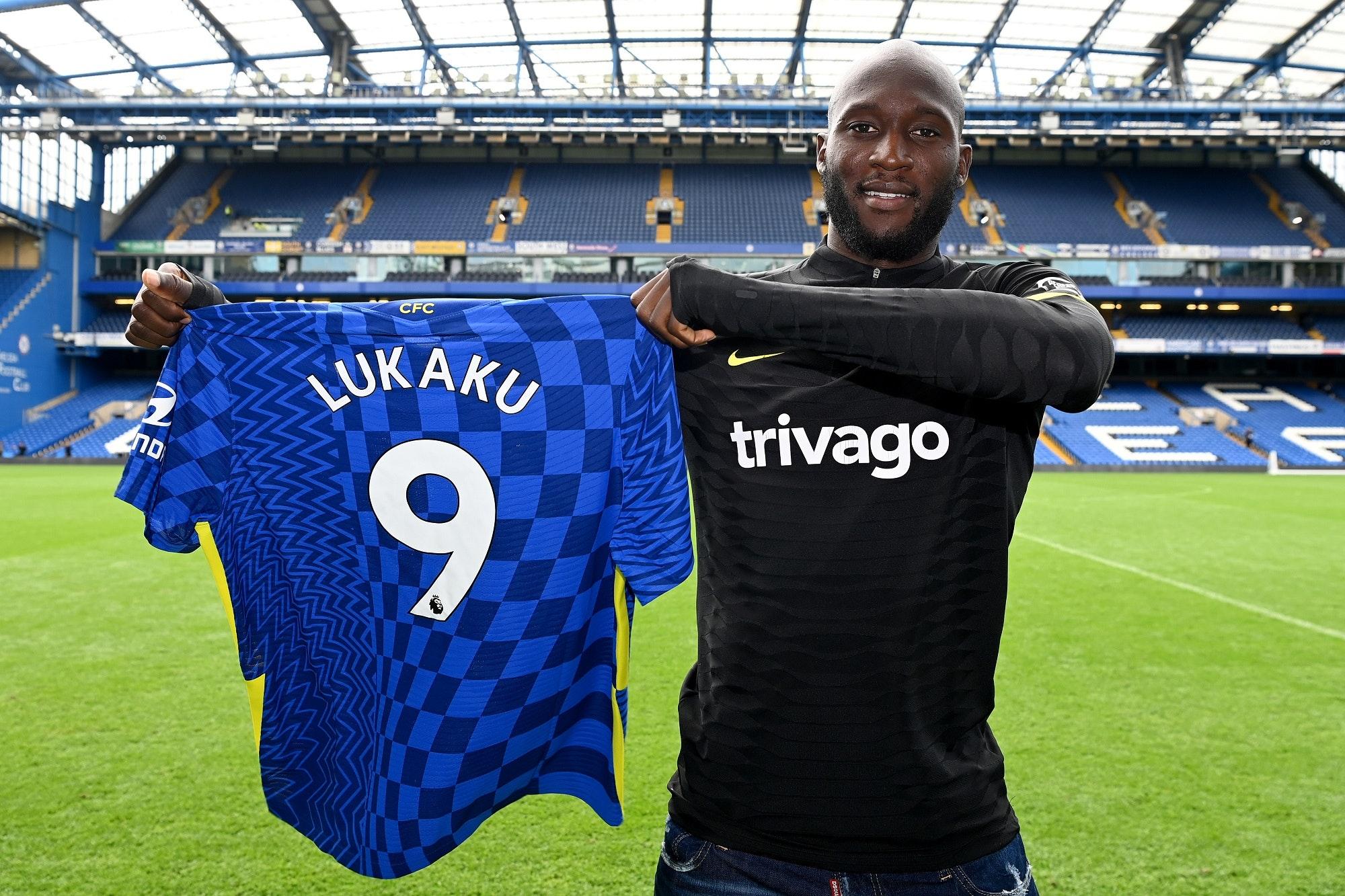 Chelsea - Romelu Lukaku