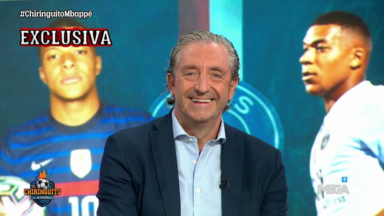 El Chiringuito, Josep Pedrerol