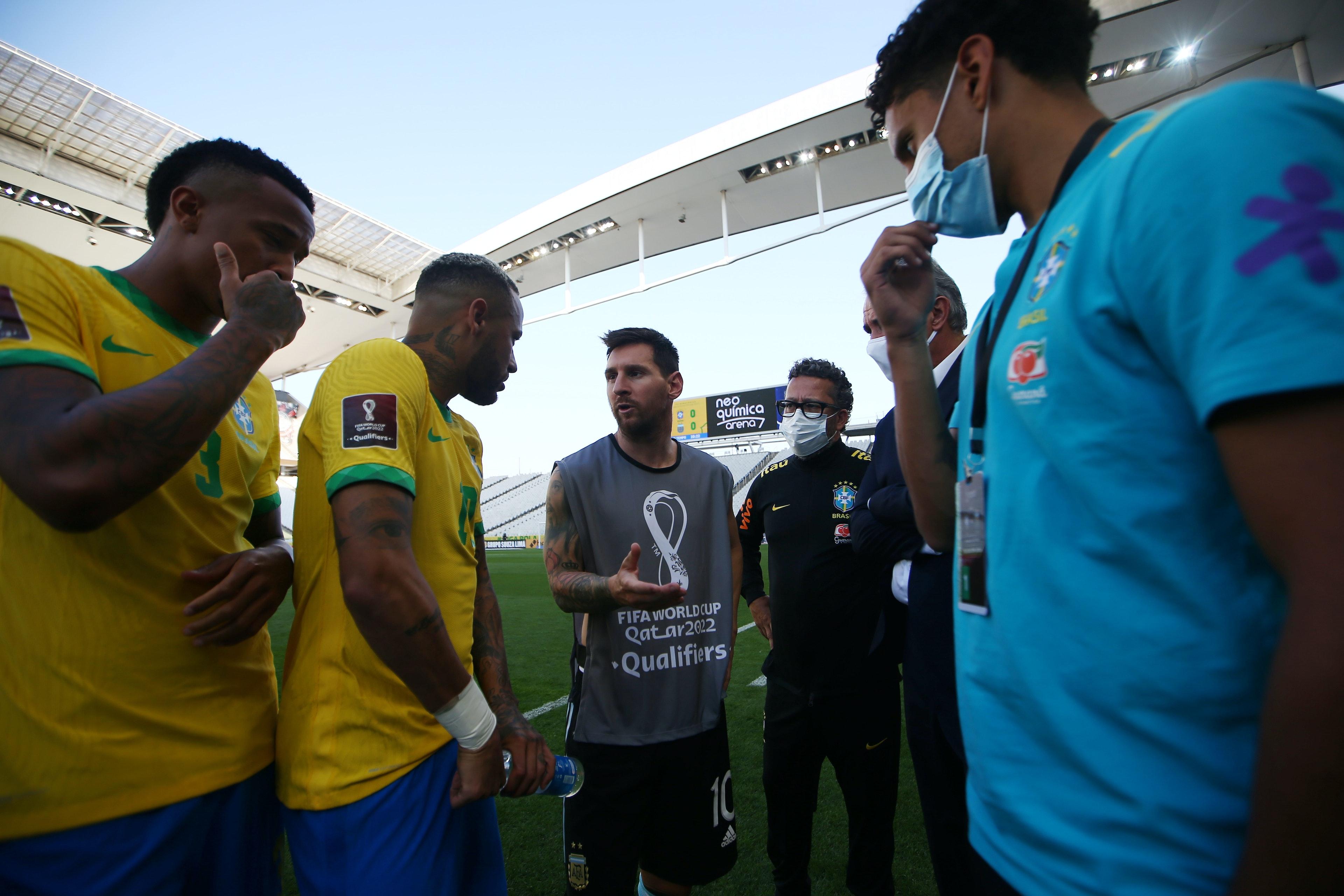 Brazil v Argentina - FIFA World Cup 2022 Qatar Qualifier