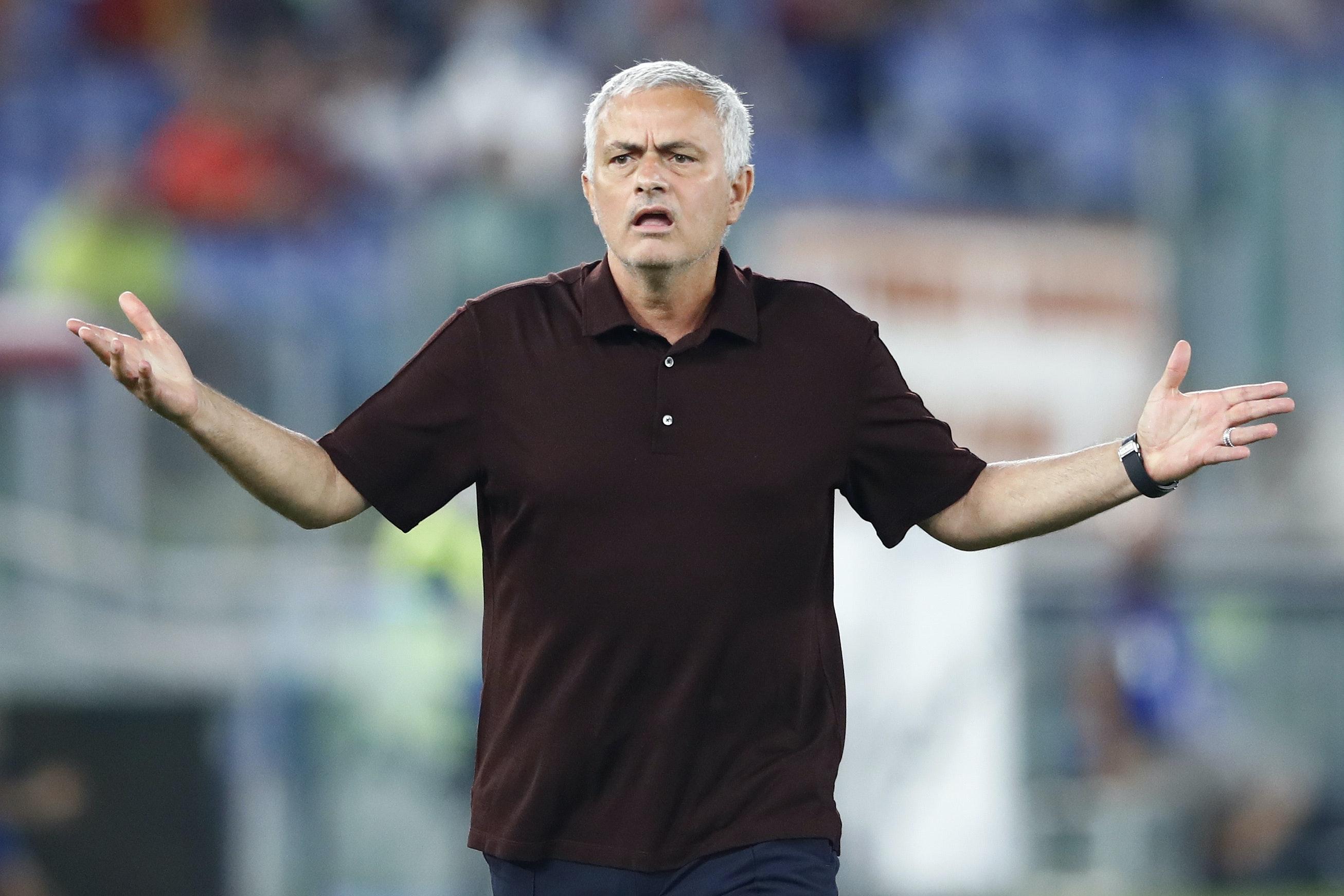 Jose Mourinho - AS Roma