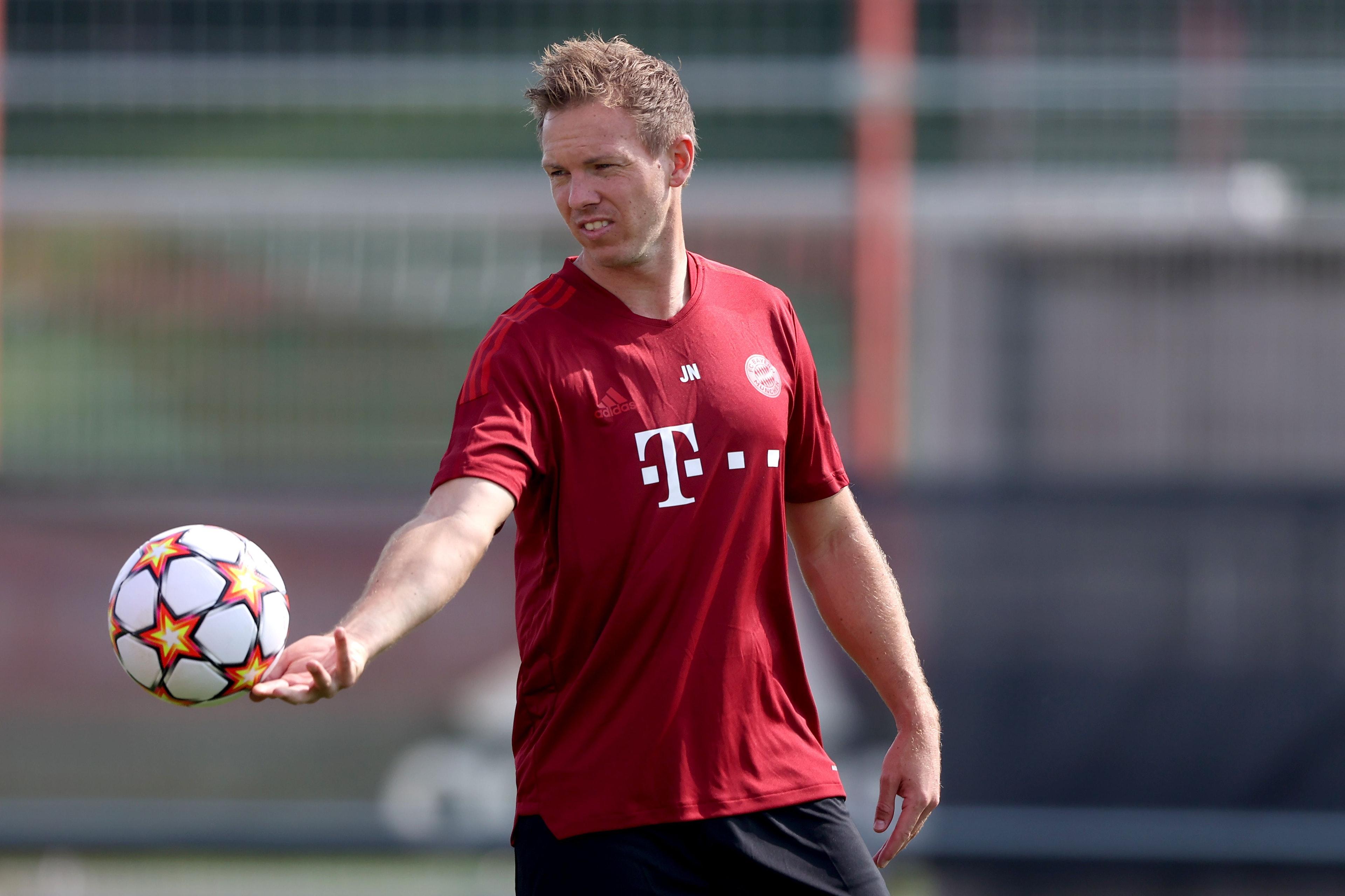 Julian Nagelsmann - Bayern