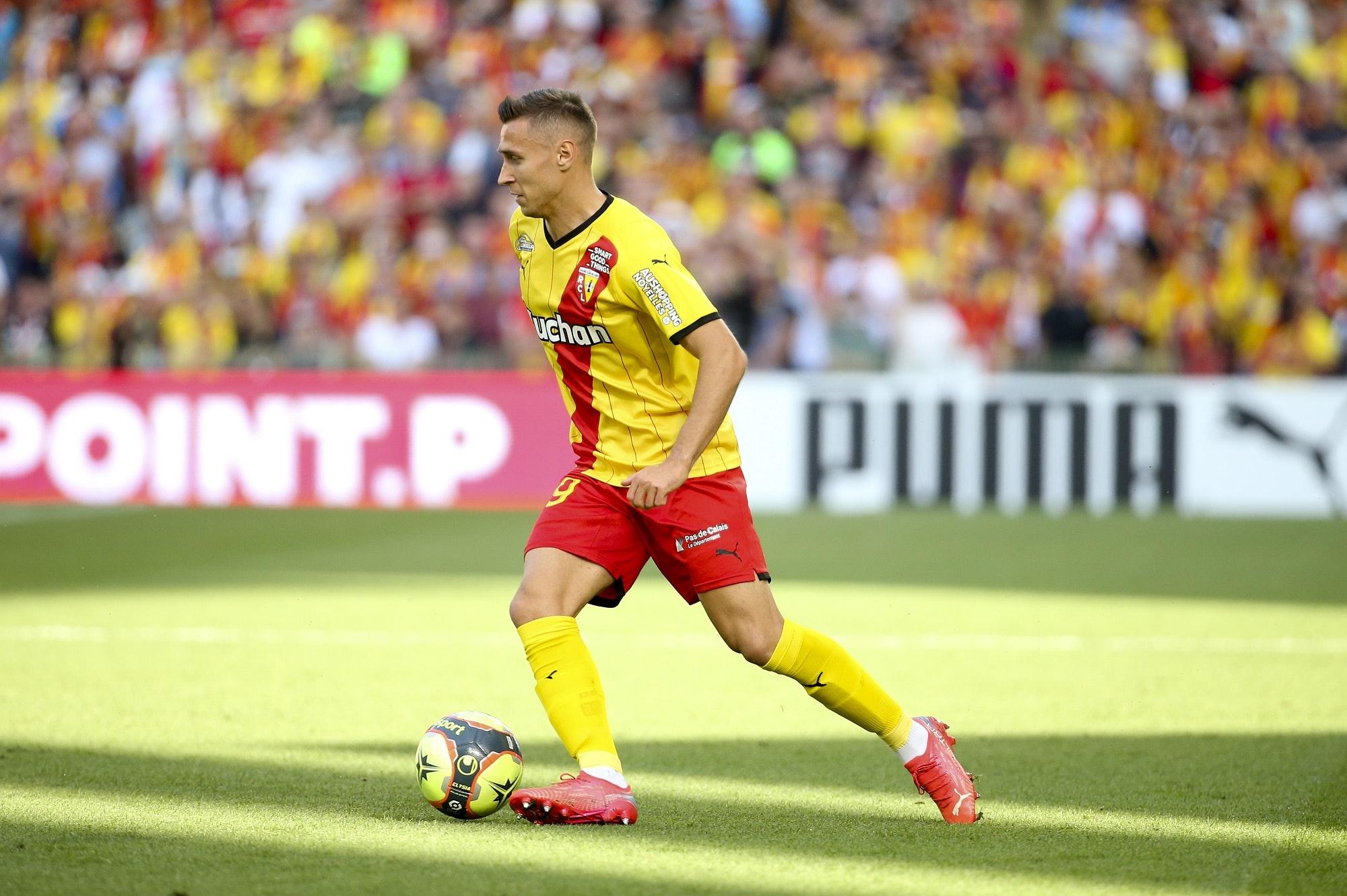 Przemysław Frankowski - Lens Ligue 1