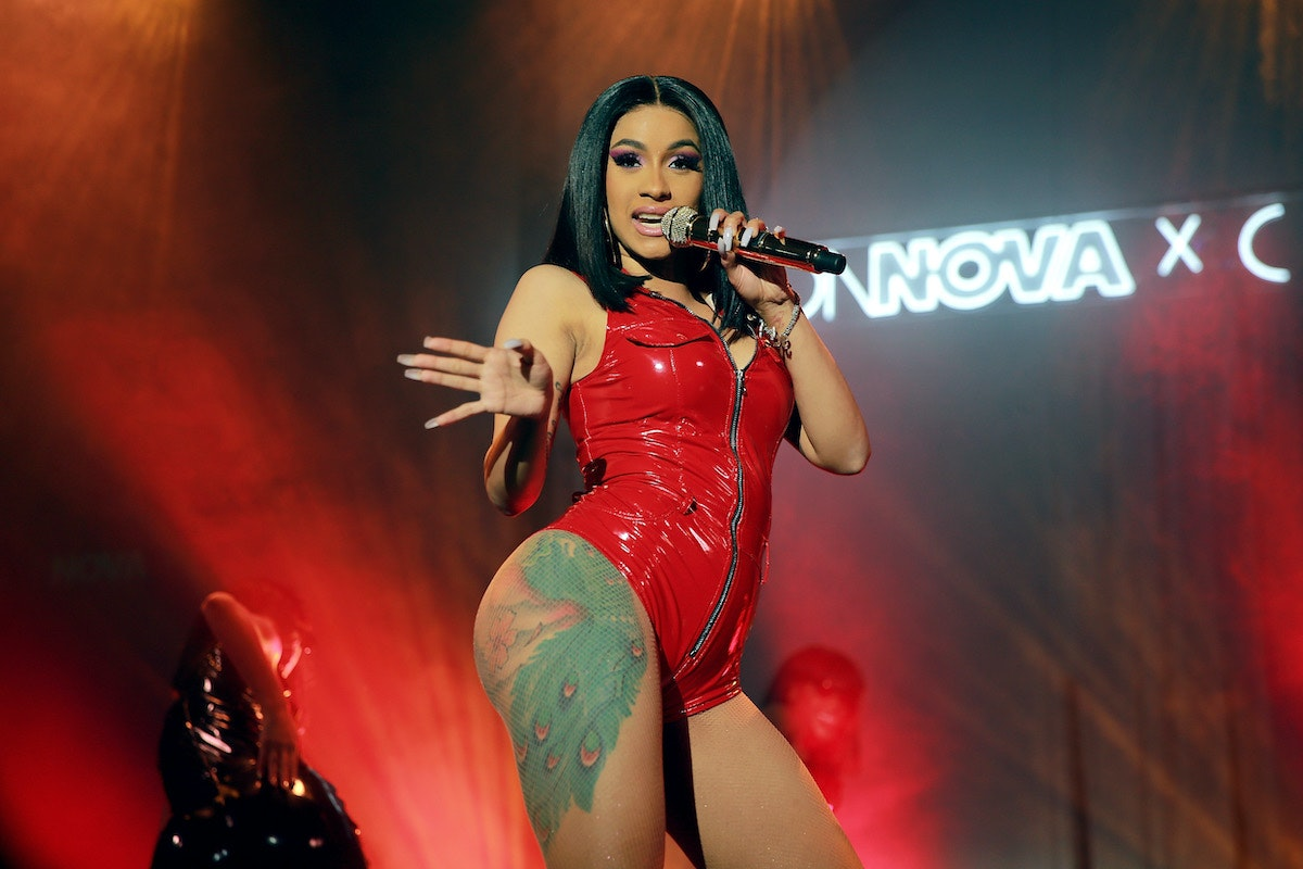 Cardi B Megan Thee Stallion Nicki Minaj