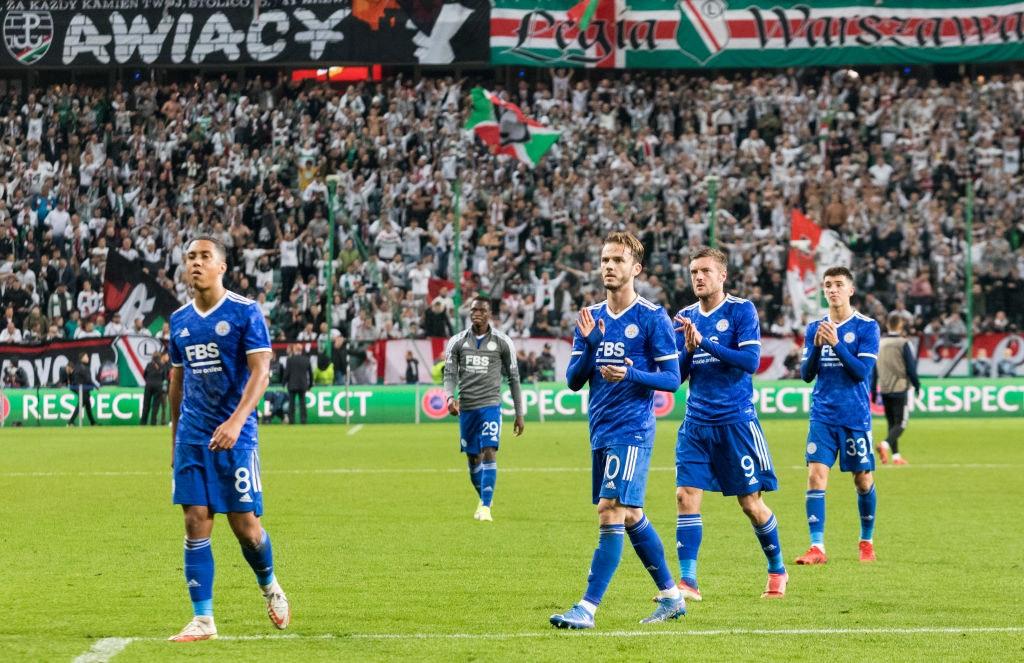 Legia Warszawa Leicester City