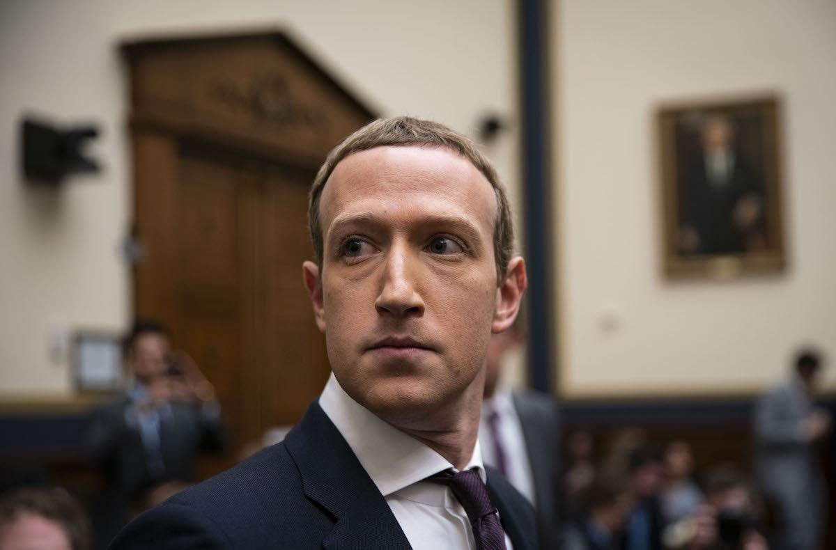 Facebook CEO Mark Zuckerberg Instagram outage WhatsApp Workplace Workchat