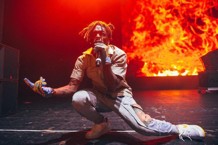 Lil Uzi Vert Performs At The O2 Academy Brixton